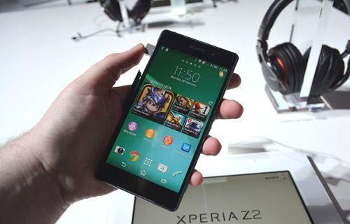 Xperia Z2 için bir güncelleme daha yayınlandı