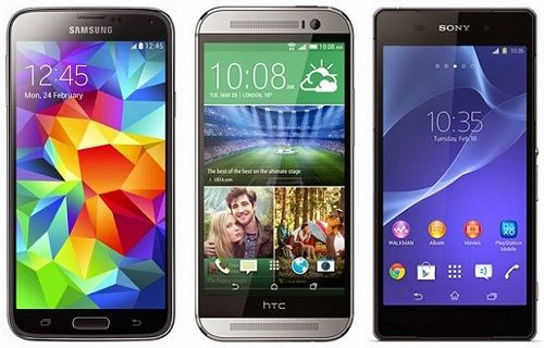 Video sabitleme karşılaştırması: HTC One M8, Xperia Z2 ve Galaxy S5