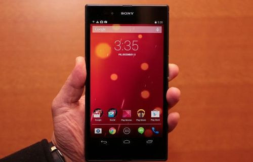 Sony, Xperia Z Ultra GPe için Android 4.4.3 güncellemesini hazırlıyor