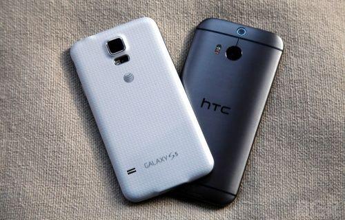 Günün Sorusu: Samsung, HTC One M8'den korkuyor mu?