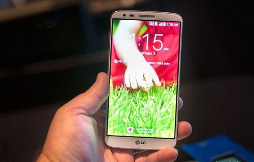 Knock Code özelliği LG G2 için Avrupa'da dağıtıma sunuldu