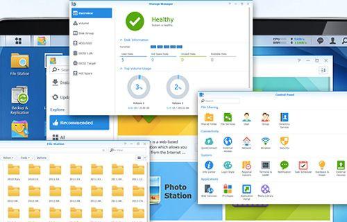 Synology Download Station ile tüm dosyalarınızı indirin!