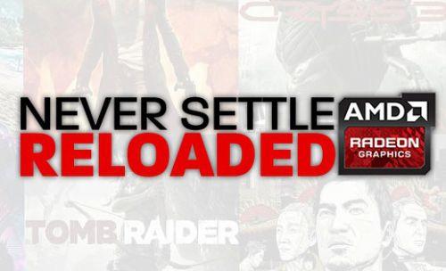 AMD'den 'Never Settle Forever' yeniliği