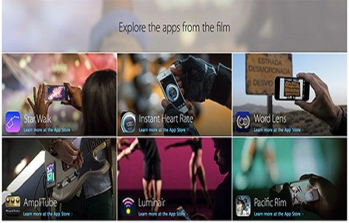 Apple'ın iPhone 5S reklamında kullandığı programları merak ediyor musunuz?