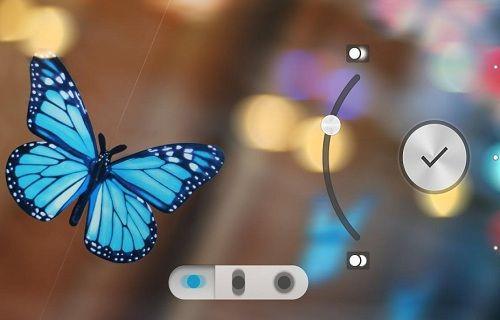 Sony'nin arka planı bulanıklaştıran kamera uygulaması Google Play'de