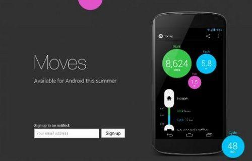 Facebook, mobil fitness uygulaması Moves'u satın aldı