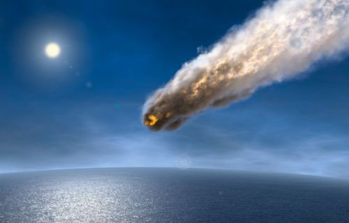 Dünyamıza 14 yılda kaç tane Nükleer güçte Asteroid düştü biliyor musunuz?