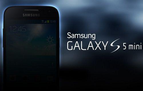 Galaxy S5 mini de suya karşı dayanıklı olacak