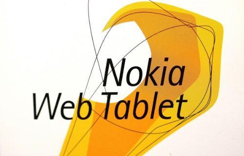 Nokia'nın 2001'de ürettiği bu tableti hiç görmediniz!