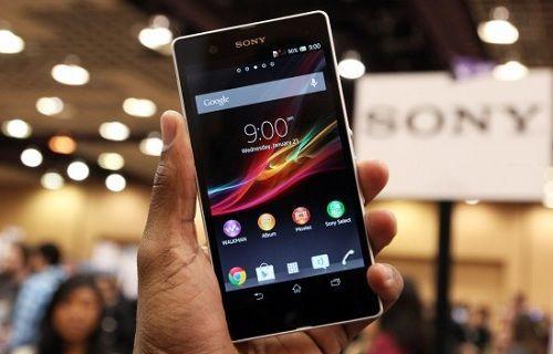Android 4.4 yüklü Xperia Z'nin ekran görüntüleri yayınlandı