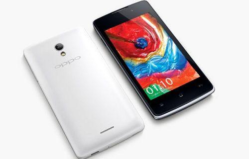 Oppo'dan giriş seviyesi akıllı telefon