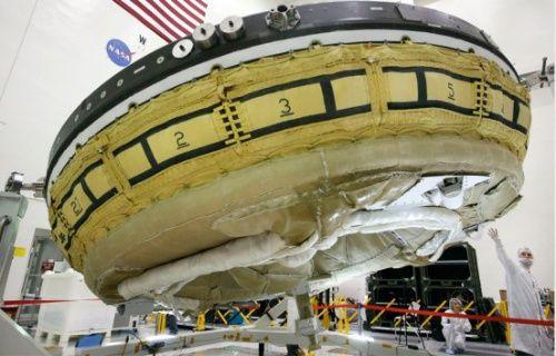 NASA'nın yeni süpersonik uzay aracını gördünüz mü? [Video]