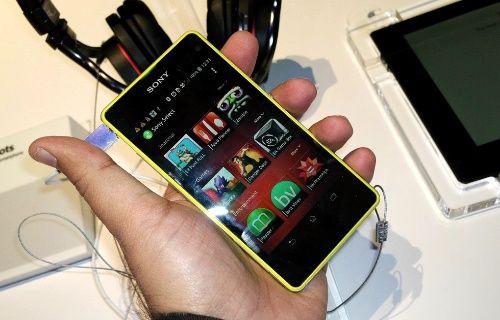Sony Xperia A2 (Z2 Compact)'nın görüntüleri sızdı!