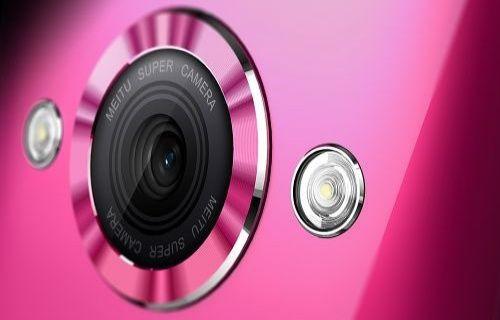 13MP ön ve arka kameraya sahip akıllı telefon: Meitu Shouji 2