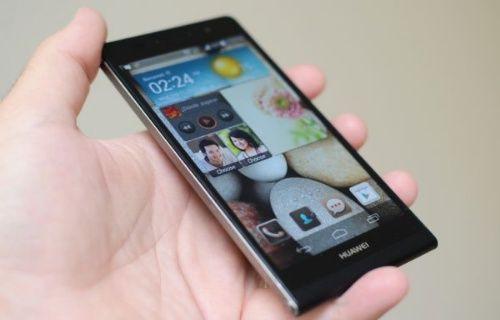 Huawei Ascend P7'nın canlı fotoğrafları yayınlandı