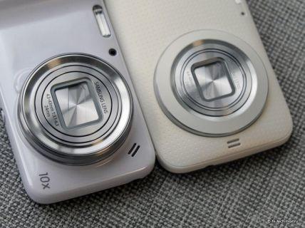 Galaxy K Zoom ve Galaxy S4 Zoom Ön Karşılatırma