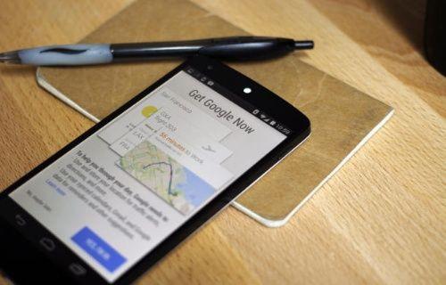 Arabanızın nerede olduğunu artık Google Now'a sorabilirsiniz!