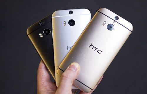 HTC, One M8 için yeni renk seçenekleri hazırlıyor