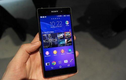 Sony Mobile Store'da Xperia Z2 satışına başlandı