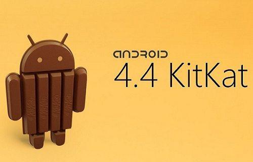 Android 4.4 KitKat yükselişini sürdürüyor