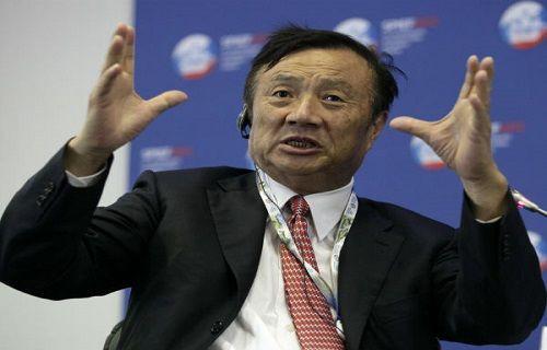 Huawei CEO'su: Amerika'nın Şirketler Üzerinden Casusluk Yaptığına Şaşırmadım