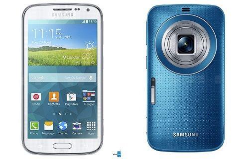 Samsung Galaxy K Zoom'un Fiyatı Belirlendi!