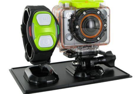 Maceraperestlerin kamerası HP Action Cam artık Türkiye'de!