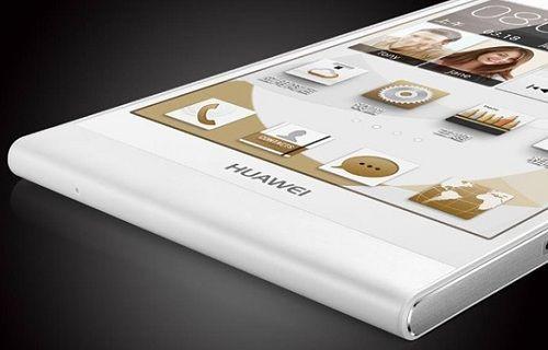Huawei Ascend P7'nin yeni görüntüleri yayınlandı