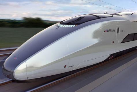 Yerli 'Milli Hızlı Tren'imiz böyle olacak!
