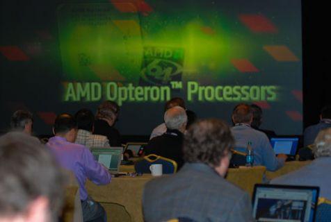 AMD'nin çift kollu bilişim yol haritası