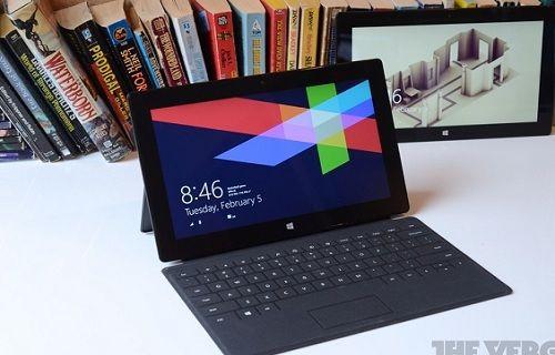 Microsoft, Surface mini tablet için davetiye dağıtımına başladı