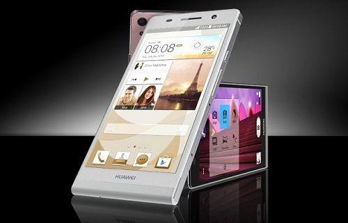 Huawei kaç adet Ascend P6 sattı?