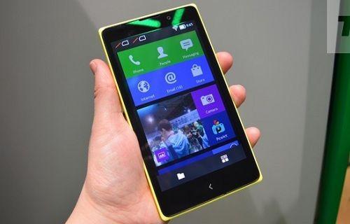 Nokia'nın Android tabanlı telefonu Nokia XL satışa sunuldu