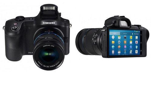 Samsung Galaxy NX (EK-GN120) Fotoğraf Makinesi İnceleme