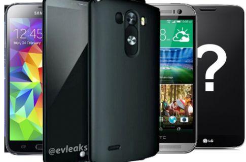 Samsung Galaxy S5 Prime, LG G3, HTC One M8 Prime: Sizce hangisi?