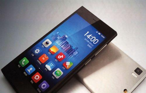 Xiaomi Mi3M'in donanım özellikleri Benchmark testinde ortaya çıktı