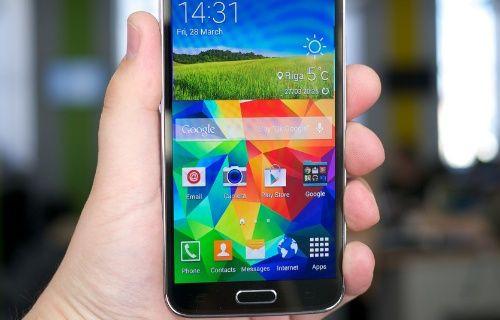 Samsung Galaxy S5 Prime (KQ Lentis) 5.2 inç WQHD ekranla geliyor