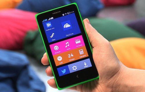 Nokia X için yeni bir güncelleme yayınlandı
