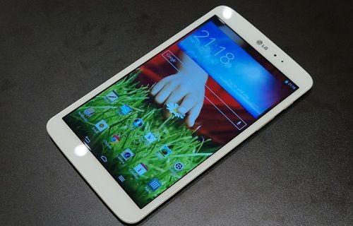 LG yeni tabletlerini duyurdu