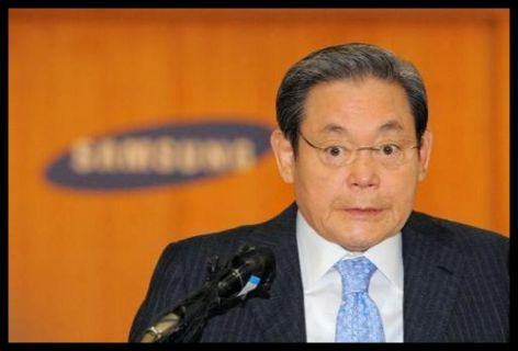 Samsung Başkanı Lee Kun-hee kalp krizi geçirdi
