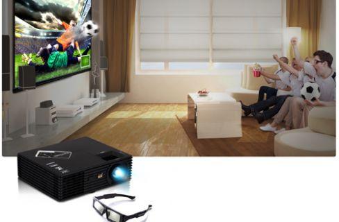 ViewSonic Full HD 3D projeksiyon ile 2014 FIFA Dünya Kupası'nı izleyin