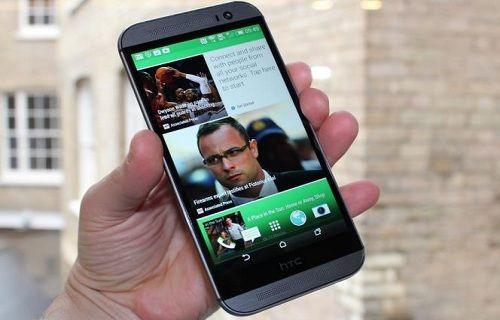 HTC One M8'in mavi rengi de ortaya çıktı
