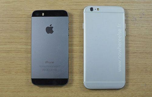 iPhone 5S ve iPhone 6 Karşılaştırma!