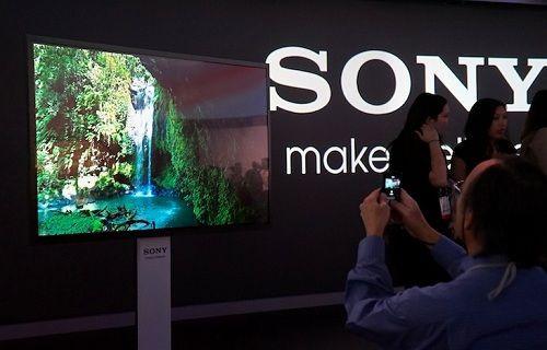 Sony, OLED TV pazarından çekiliyor