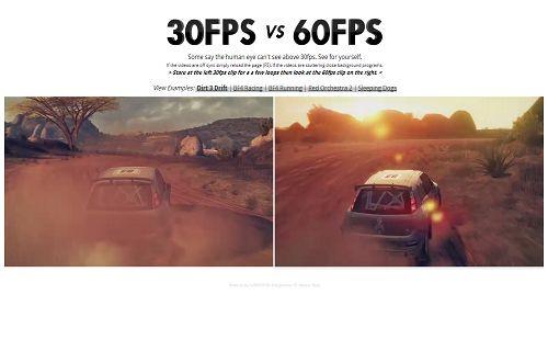 30 FPS mi Yoksa 60 FPS mi? [Kendi Testinizi Kendiniz Yapın]
