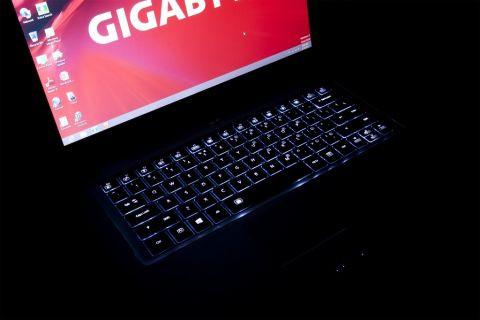 Gigabyte'tan taşıması kolay oyun bilgisayarı