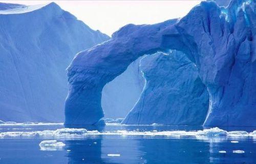 Buzullardaki erimenin korkutan boyutu!