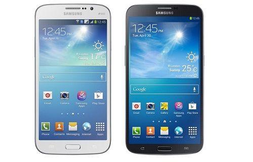 Samsung Galaxy Mega 2 Göründü!