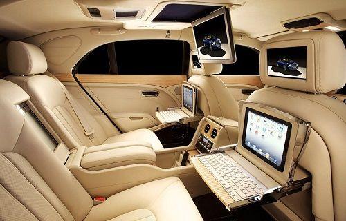 Bentley ve Apple'ın Aşkı Tarif Edilemez... [video reklam]