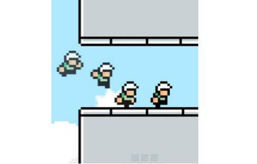 Flappy Bird'ün Yapımcısı Yeni Oyununu Gösterdi!